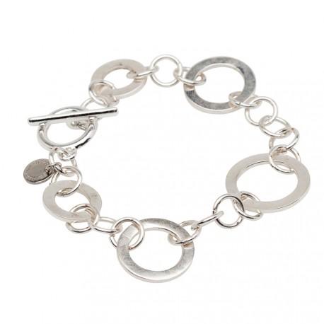 Zoe Bracelet in Silver