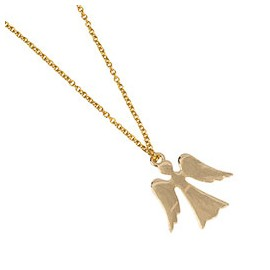 Angelica Necklace in Gold