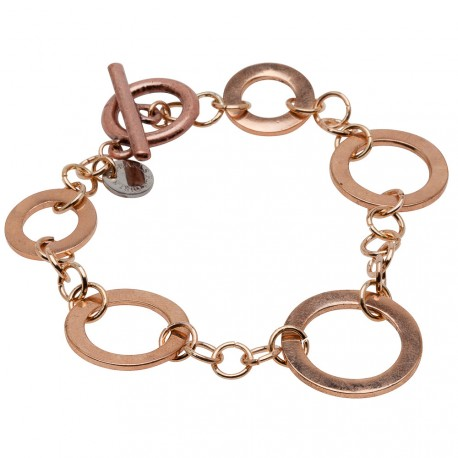 Zoe Bracelet in Rose-Gold