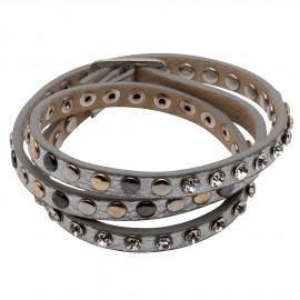 Ann-Charlott Bracelet in Silver