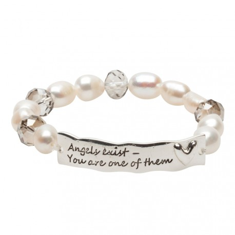 Diana Bracelet in White