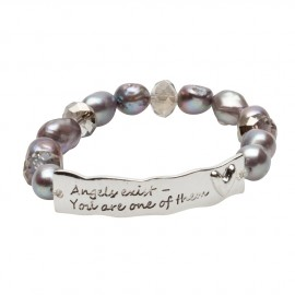 Diana Bracelet in Grey