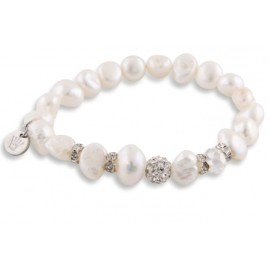 Larissa Bracelet in White