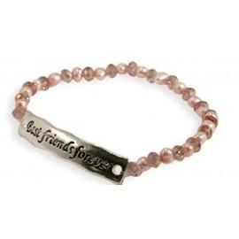 Bestie Bracelet in Pink