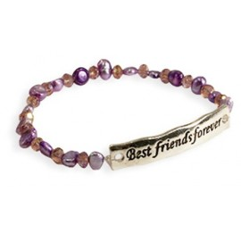 Bestie Bracelet in Purple