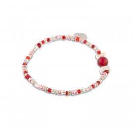 January Birthstone Bracelet