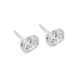 Meetali Earring in Silver