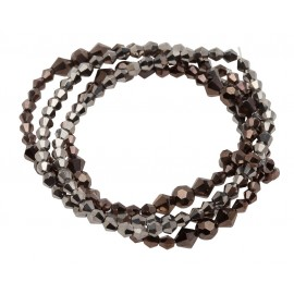 Sarah Bracelet in Brown