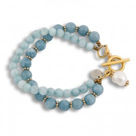 Adriana Bracelet in Blue
