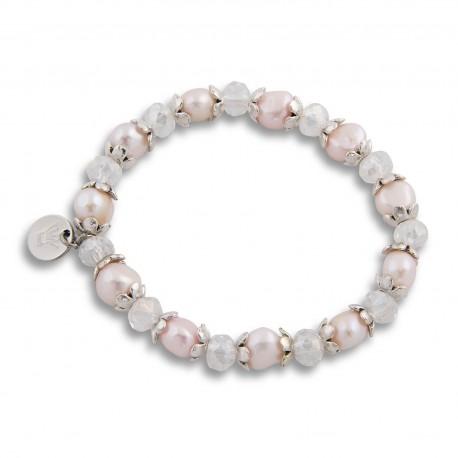 Ariel Bracelet in Pink
