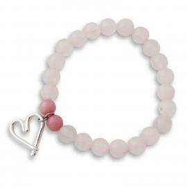 Vivianne Bracelet in Pink