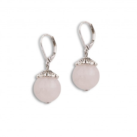 Libby Earring in Pink