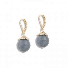 Libby Earring in Blue