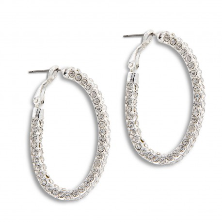Beyonce Earring in Silver