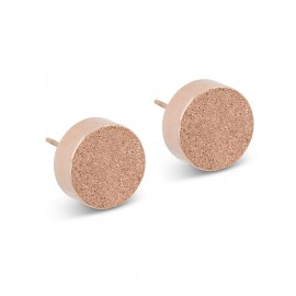 Gabriela Earrings in Rose-Gold