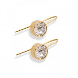Quinn Earrings in Gold