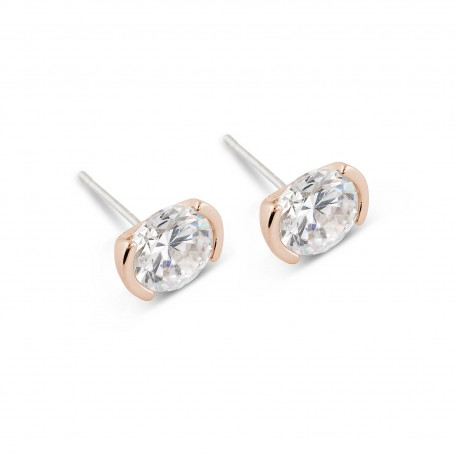 Meetali Earring in Rose Gold