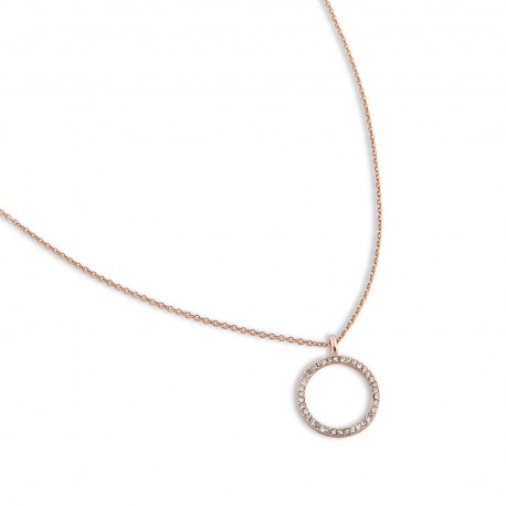 Mary Catherine Necklace in Rose-Gold