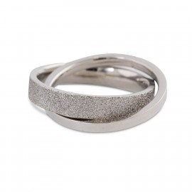 Karmela Ring in size 8 - Silver