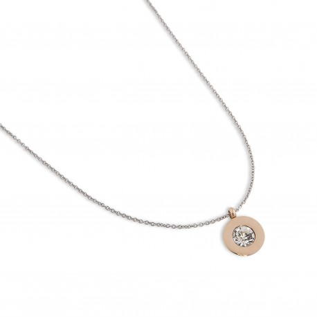 Karen Necklace in Rose-Gold