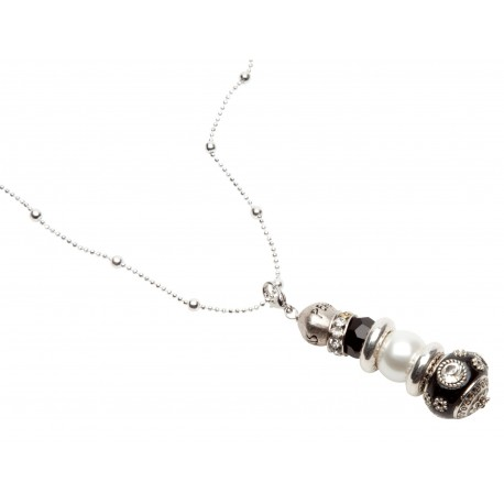 Orion Necklace in Black