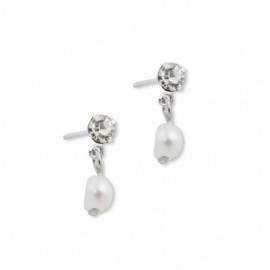 Tamara Earring in White