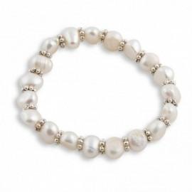 Ariya Bracelet in White