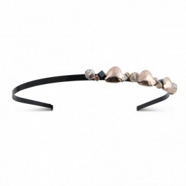 Sweetheart Headband in Rose-Gold