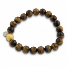 Michael Bracelet in Brown - MEN