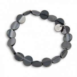 Miffy Bracelet in Anthracite