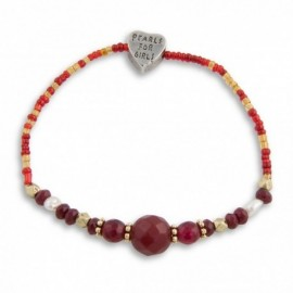 Gracie Bracelet in Red