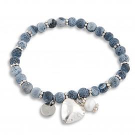 Flossie Bracelet in Blue