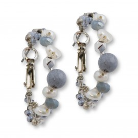 Anisha Earring in Blue
