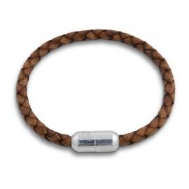 Andrew Bracelet in Brown - MEN