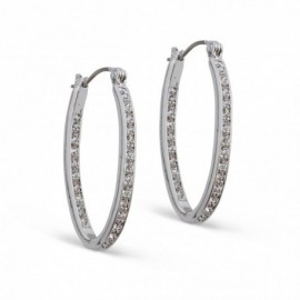 Olympia Earring in Silver