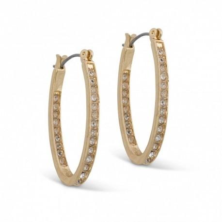 Olympia Earrings in Gold
