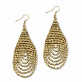 Caprice Earring in Gold
