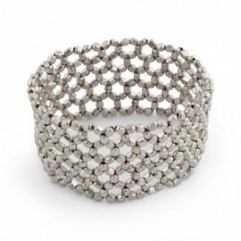 Caprice Bracelet in Silver