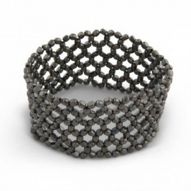 Caprice Bracelet in Anthracite