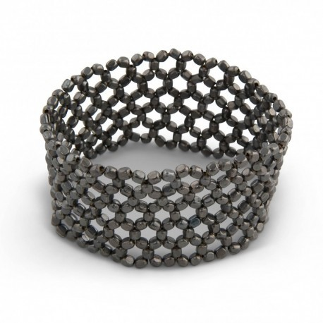 Caprice Bracelet in Anthracite