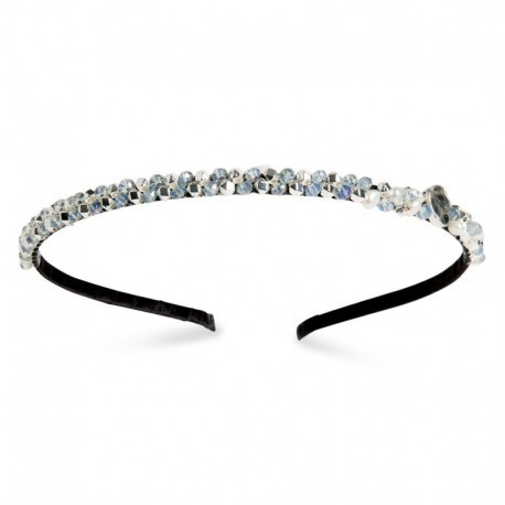 Dazzel Headband in Silver