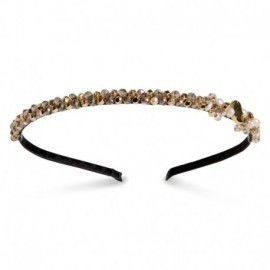 Dazzel Headband in Gold