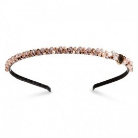 Dazzel Headband in Rose Gold