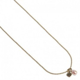 Tansy Necklace in Gold