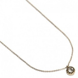 Bluma Necklace in Gold