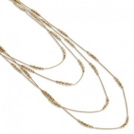 Rosalinda Necklace in Gold