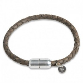 Mason Bracelet in Grey - MEN