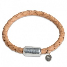 David Bracelet in Nude - MEN