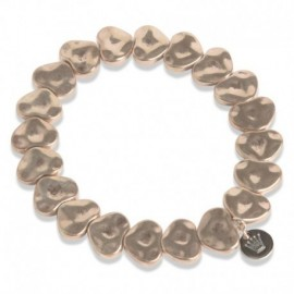 Ettie Bracelet in Rose Gold