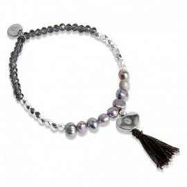 Battista Bracelet in Silver